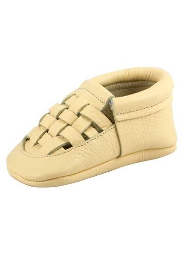 Moots Moots Sarı Gladyatör Ayakkabı Sarı